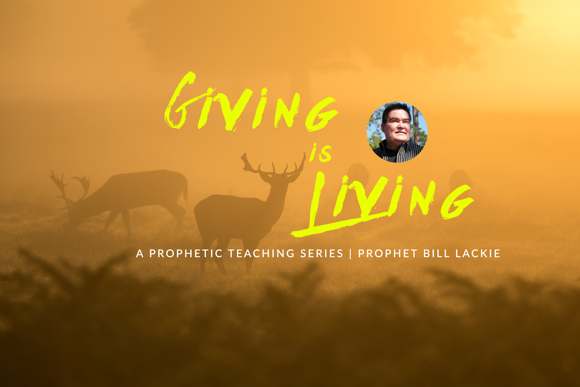 Giving is living vol 2 flow prophetic for Generous living